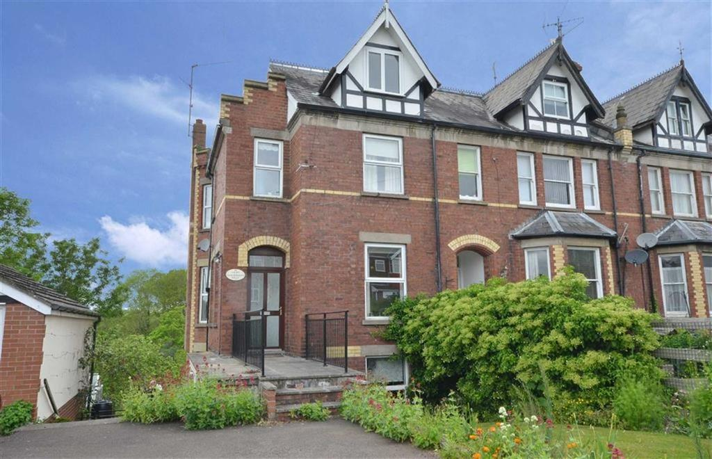 4 Bedrooms Semi Detached House for sale in Hereford Road, Monmouth, Monmouthshire
