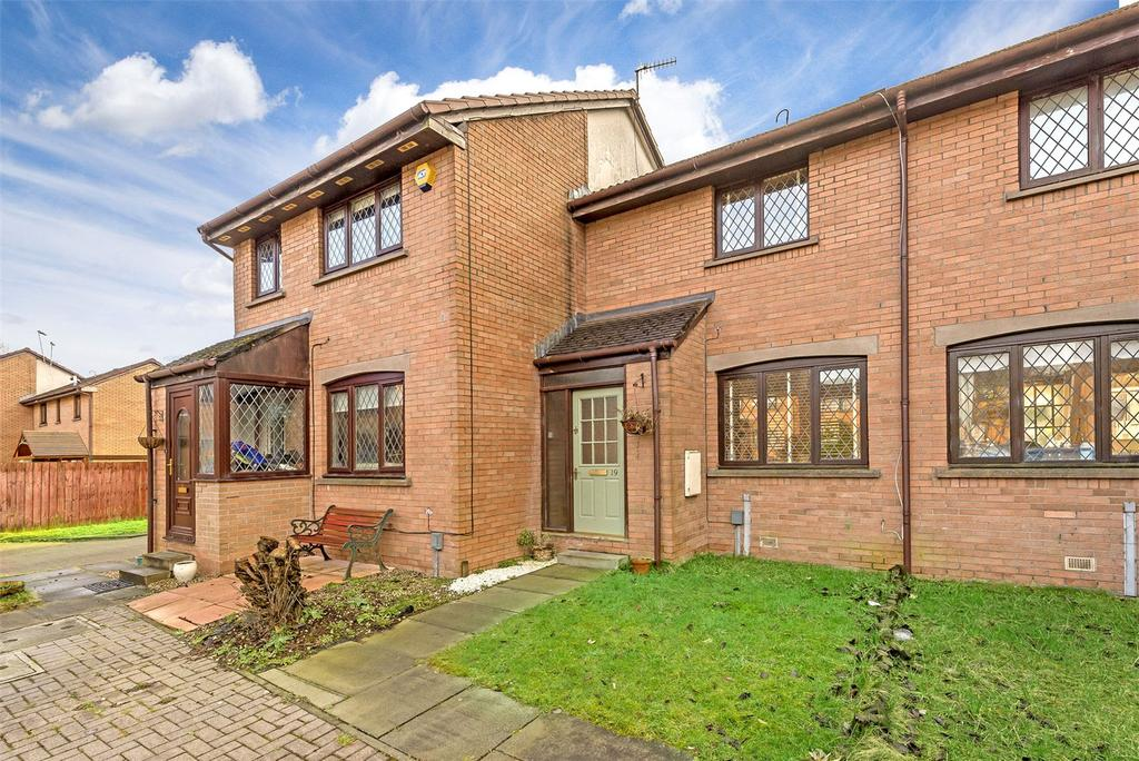 1 Bedroom Terraced House for sale in 19 Millhouse Crescent, Glasgow, G20