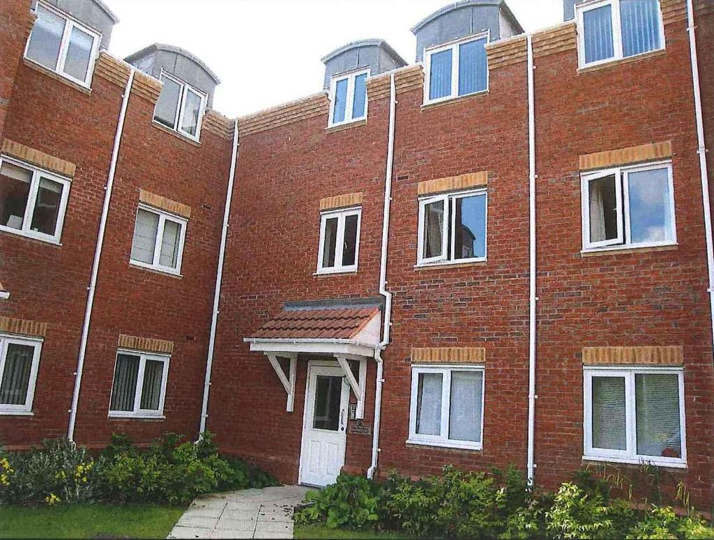 2 Bedrooms Flat for sale in Romanby