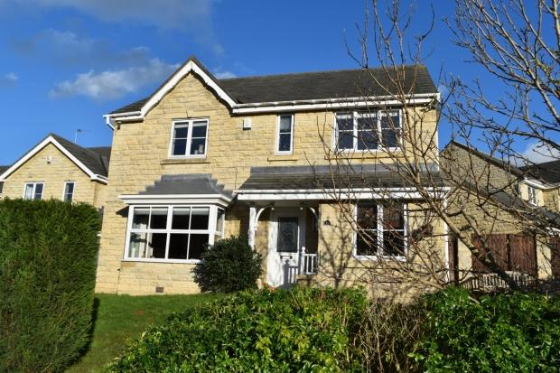 4 Bedrooms Detached House for sale in Prospect Way Bailiff Bridge Brighouse