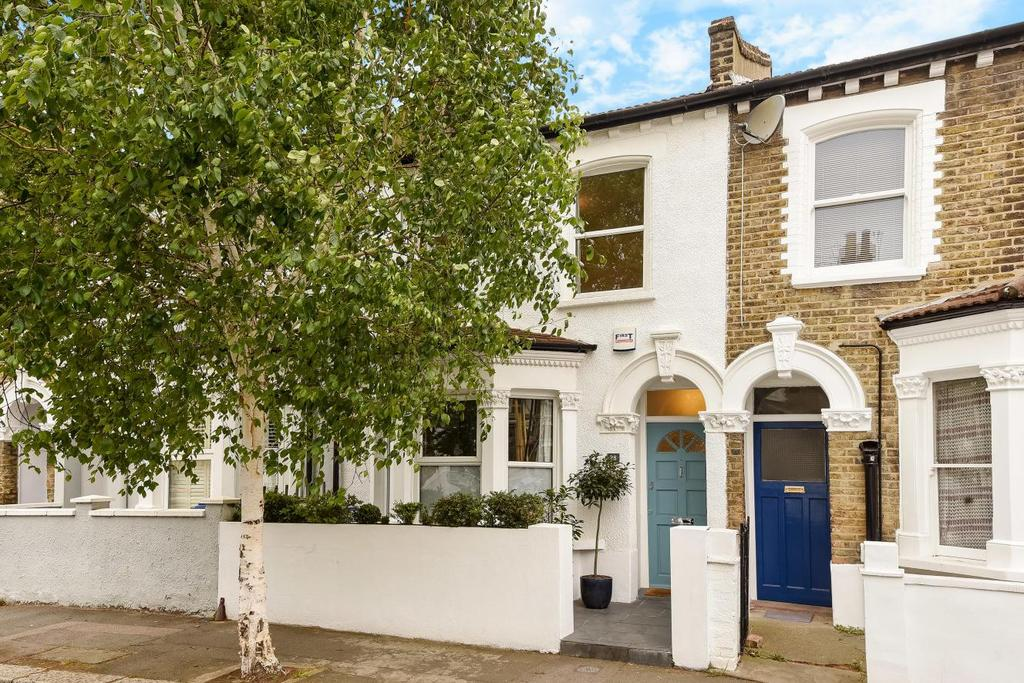 4 Bedrooms Terraced House for sale in Darrell Road, East Dulwich, SE22