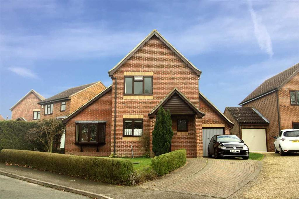 3 Bedrooms Detached House for sale in Kitchener Way, Shotley Gate