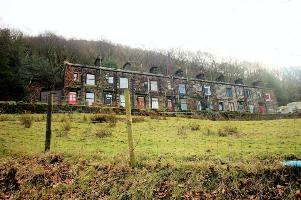 3 Bedrooms Terraced House for sale in Callis Wood Bottom, Callis Wood, Hebden Bridge