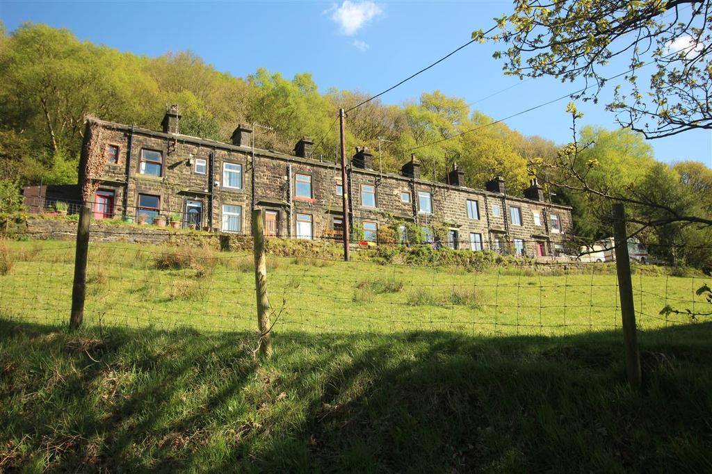 3 Bedrooms Terraced House for sale in Callis Wood Bottom, Callis Wood, Hebden Bridge