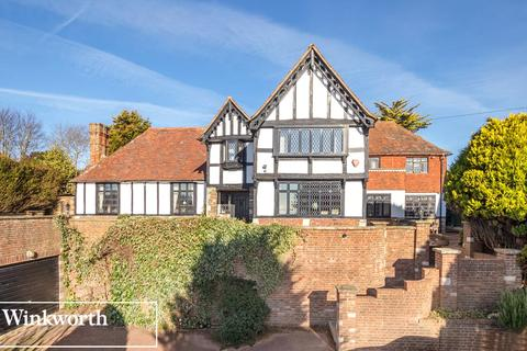 5 bedroom detached house for sale - Roedean Crescent, Brighton, East Sussex, BN2