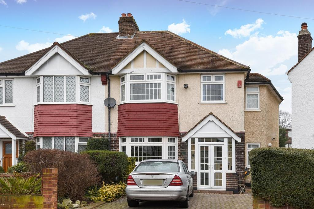 4 Bedrooms Semi Detached House for sale in Brooklyn Road, Bromley, BR2