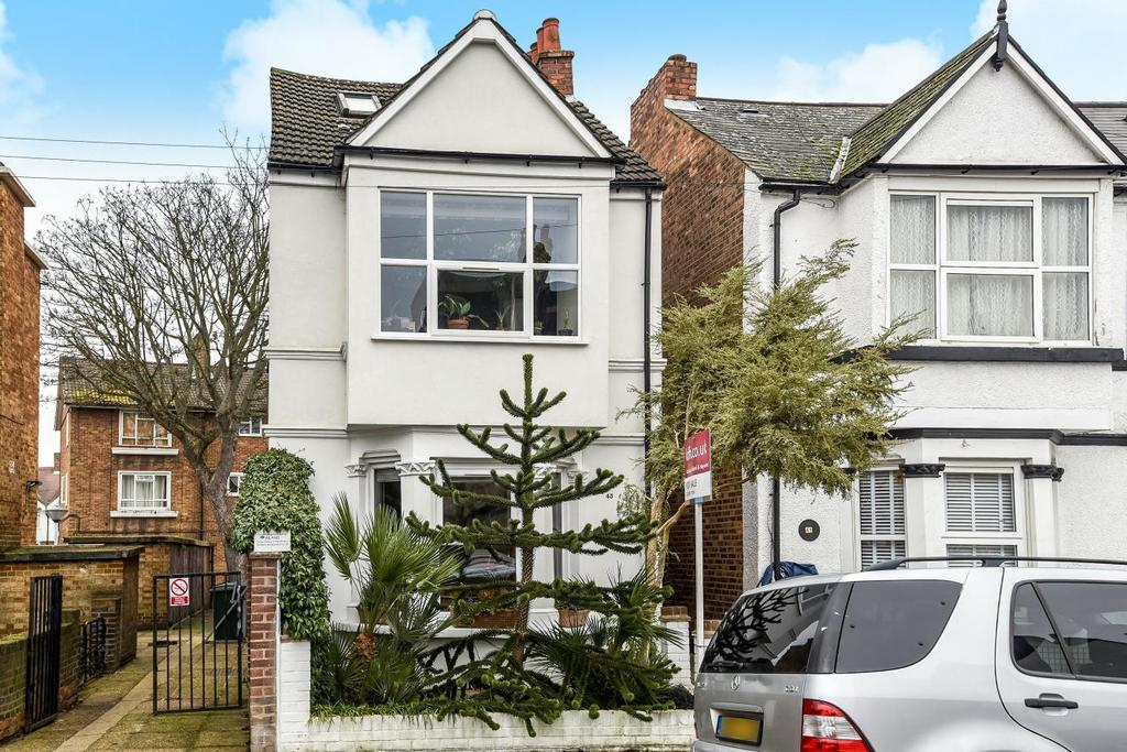 4 Bedrooms Detached House for sale in Carlton Road, Chiswick, W4