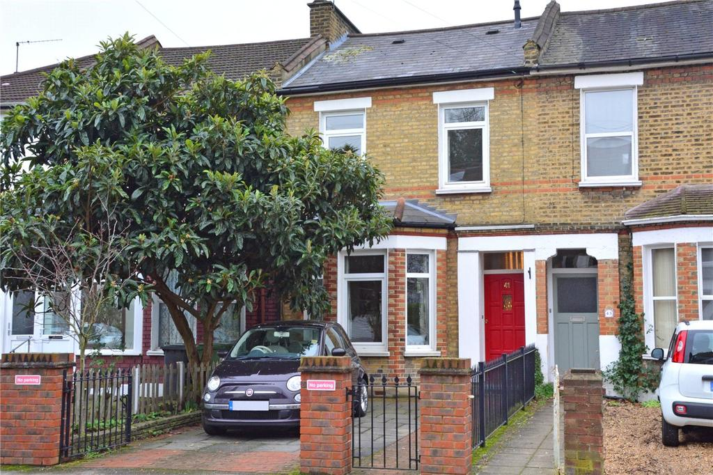 3 Bedrooms Terraced House for sale in Lampmead Road, Lee, London, SE12