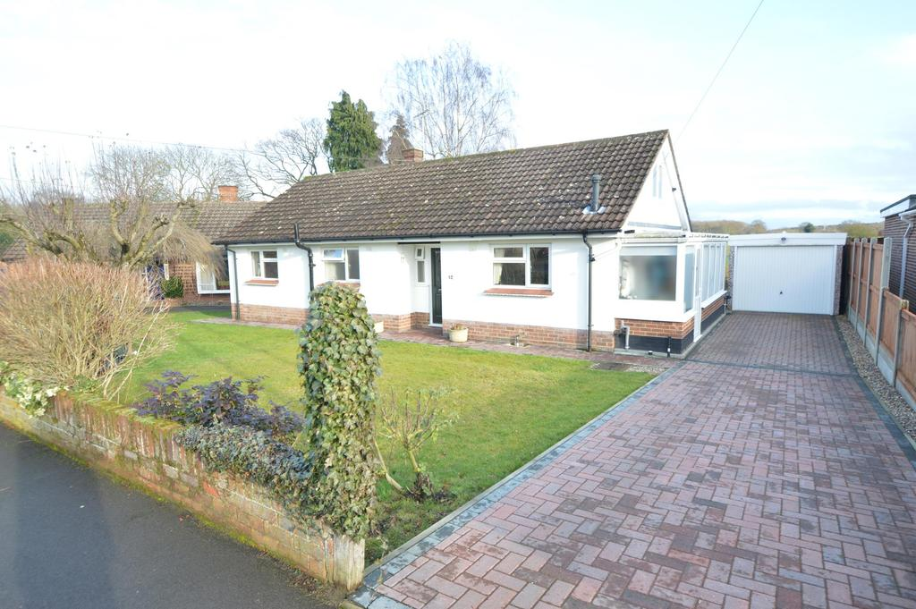 2 Bedrooms Detached Bungalow for sale in New Road, Gosfield, Halstead CO9