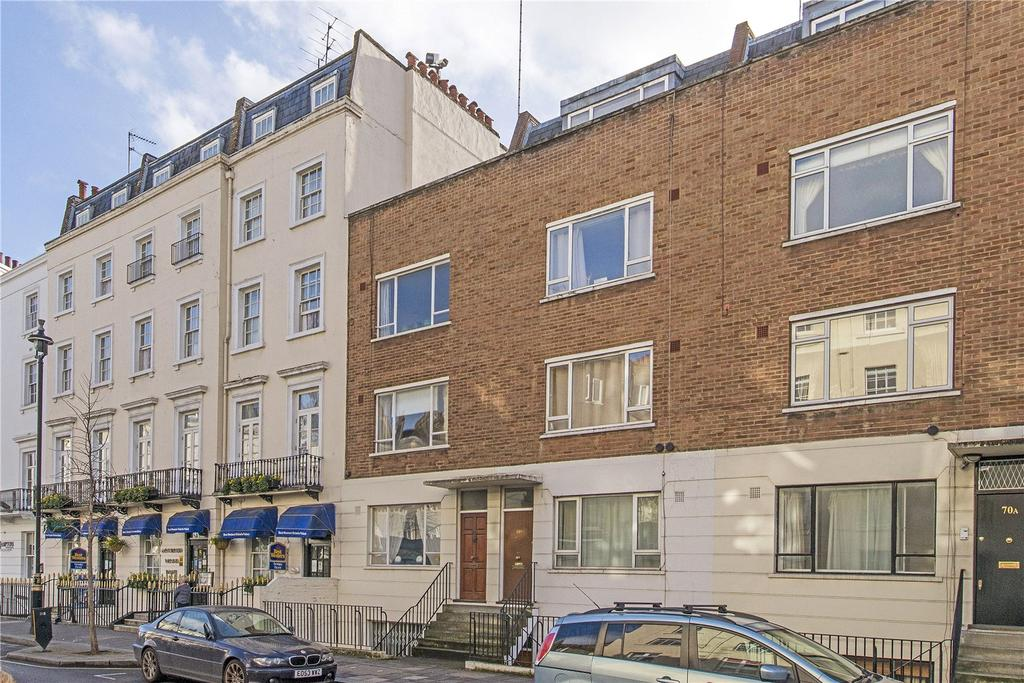 3 Bedrooms Flat for sale in Warwick Way, London