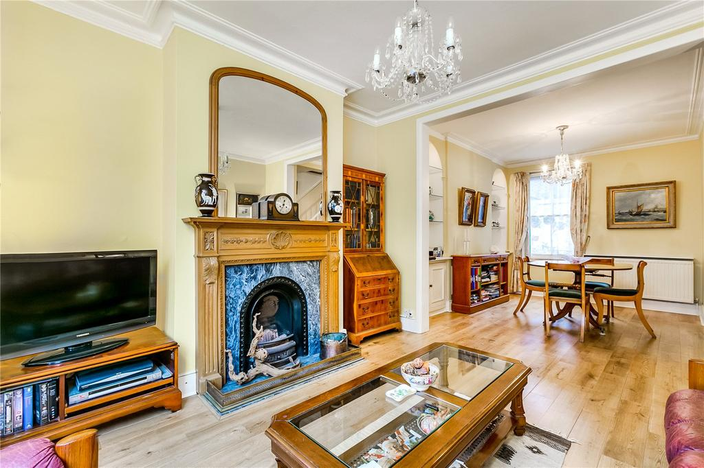 3 Bedrooms House for sale in Sherbrooke Road, Fulham, London