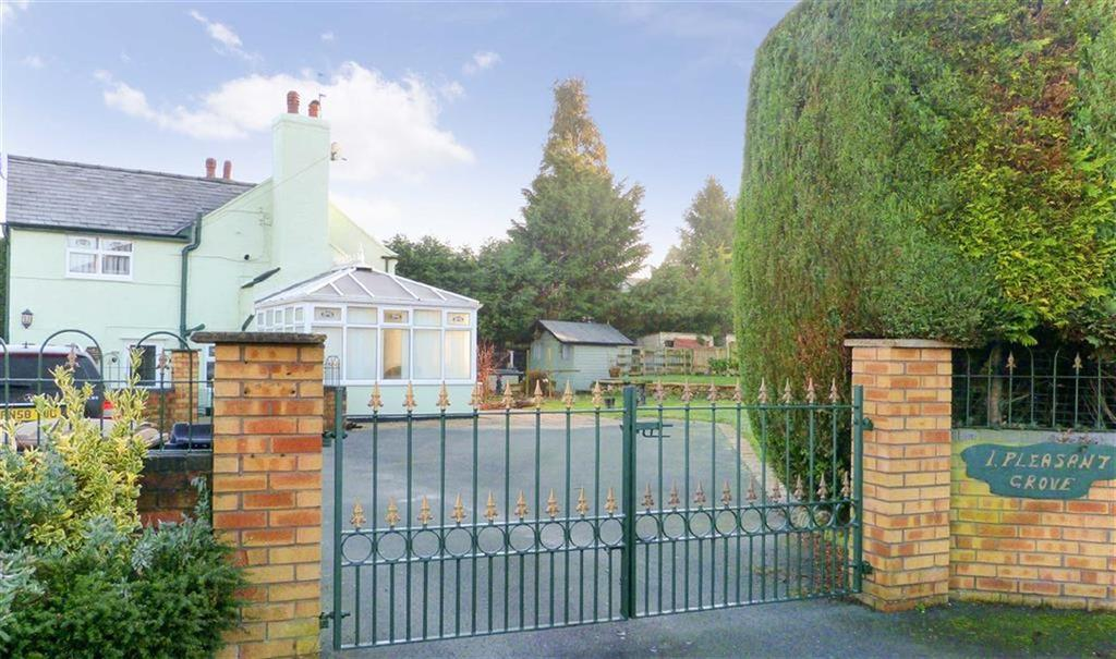 3 Bedrooms Semi Detached House for sale in Pleasant Grove, Gobowen, SY11