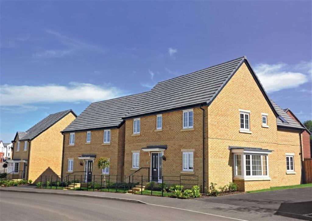 4 Bedrooms Detached House for sale in Plot 539, Laverton Road, Leicester