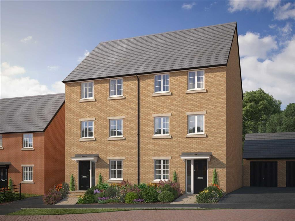 4 Bedrooms Detached House for sale in Plot 542, Laverton Road, Leicester