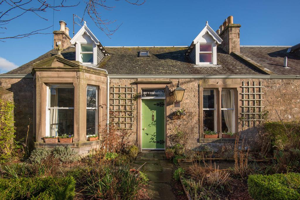 3 Bedrooms Semi Detached House for sale in Greenbank, 36 Hope Park, Haddington, EH41 3AH