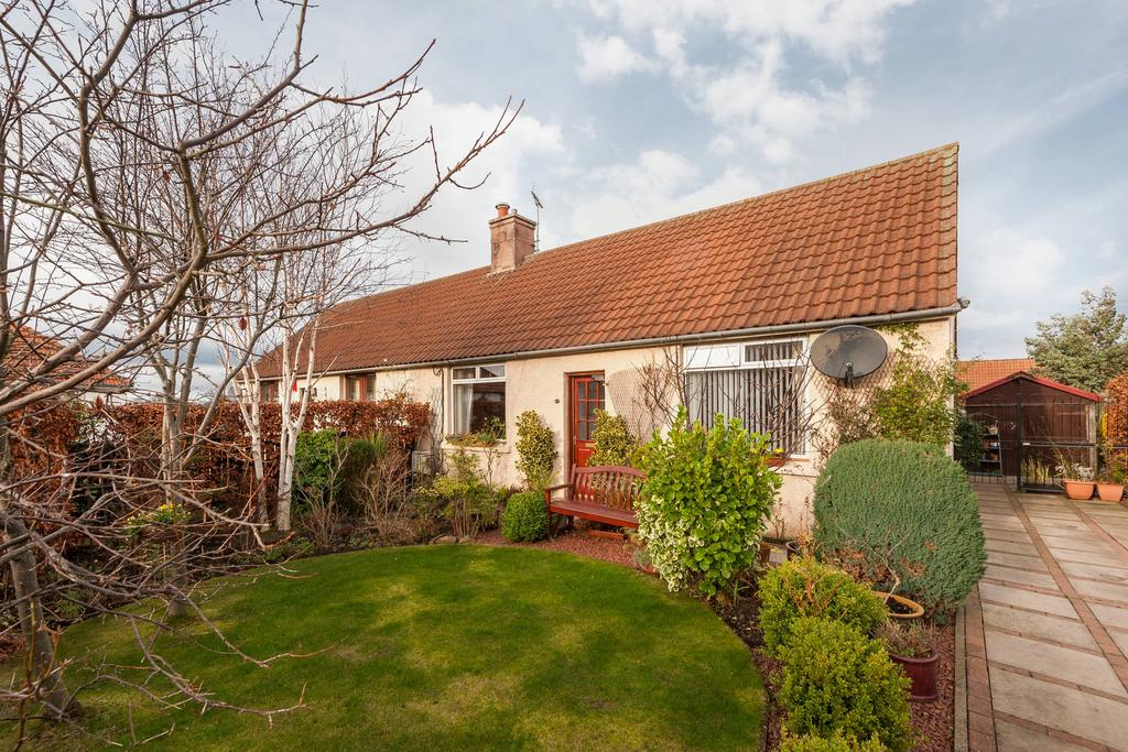2 Bedrooms Semi Detached House for sale in 43 Polwarth Terrace, Prestonpans, EH32 9PX