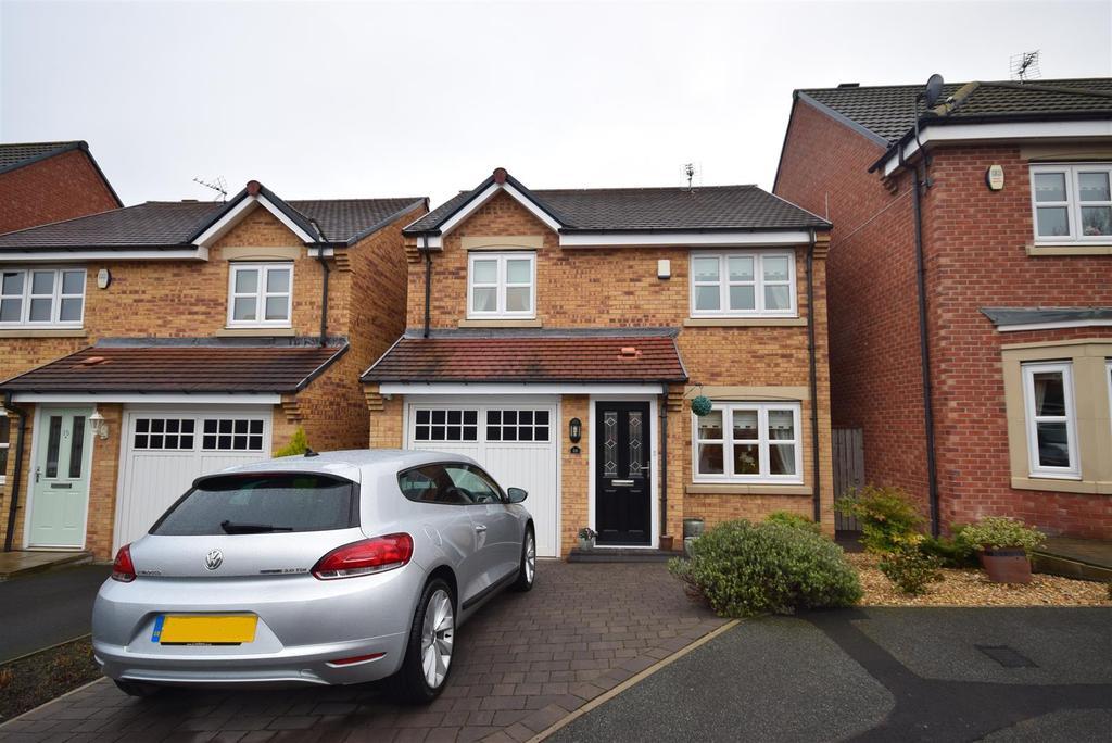 3 Bedrooms Detached House for sale in Southside Gardens, Sunderland