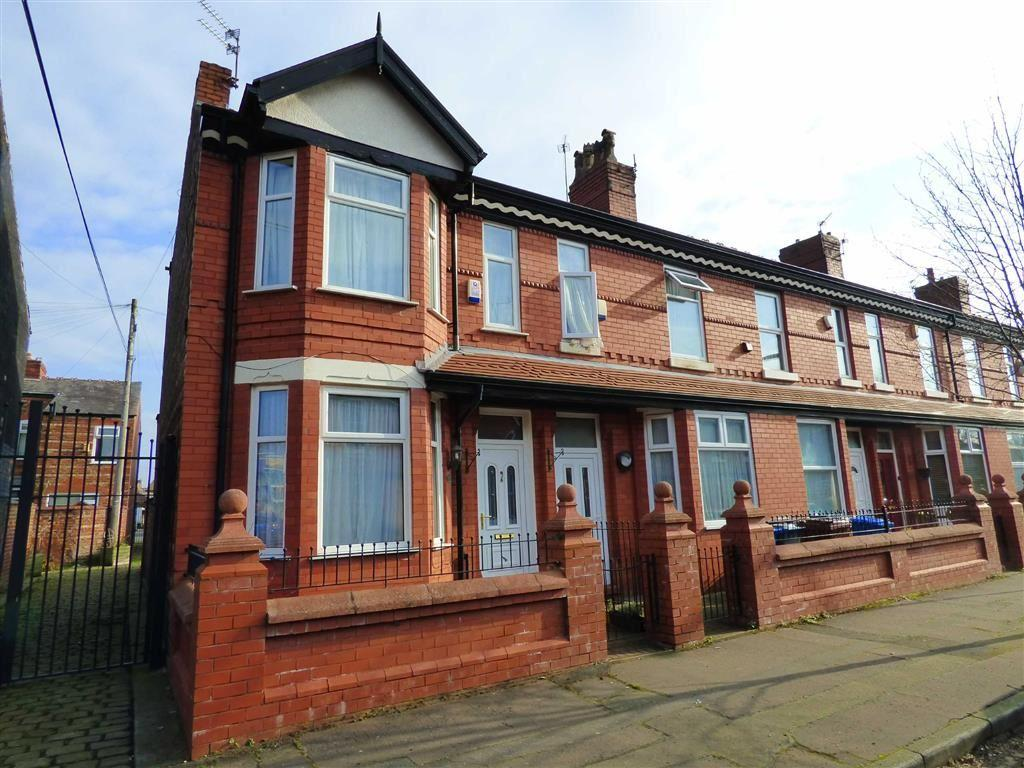 2 Bedrooms Terraced House for sale in Laurel Avenue, Fallowfield, Manchester, M14