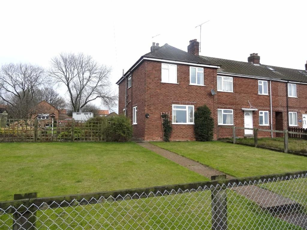 3 Bedrooms End Of Terrace House for sale in Weeton Drive, Wetwang, East Yorkshire