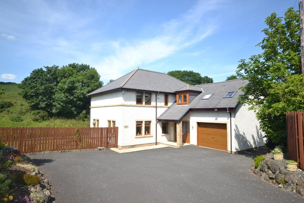 4 Bedrooms Detached Villa House for sale in 5A Main Street, Craigie, KA1 5LY