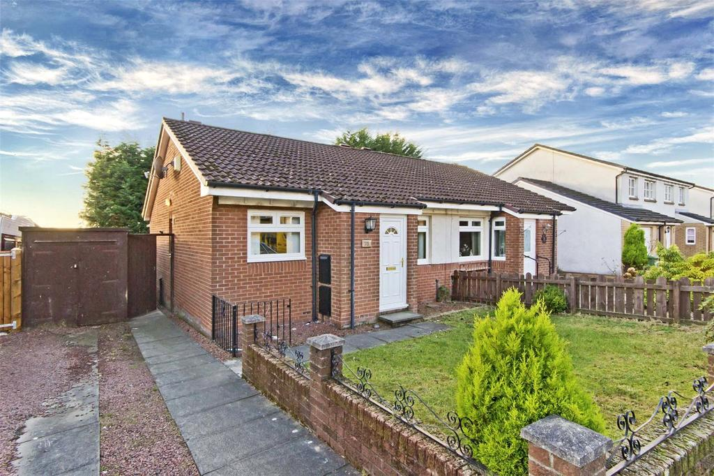 2 Bedrooms Bungalow for sale in 73 Mary Stevenson Drive, Sauchie, Alloa, FK10