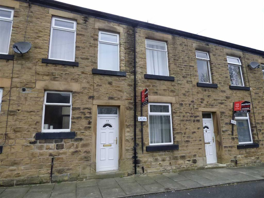 2 Bedrooms Terraced House for sale in Bennett Street, Hollingworth, Hyde, Cheshire, SK14