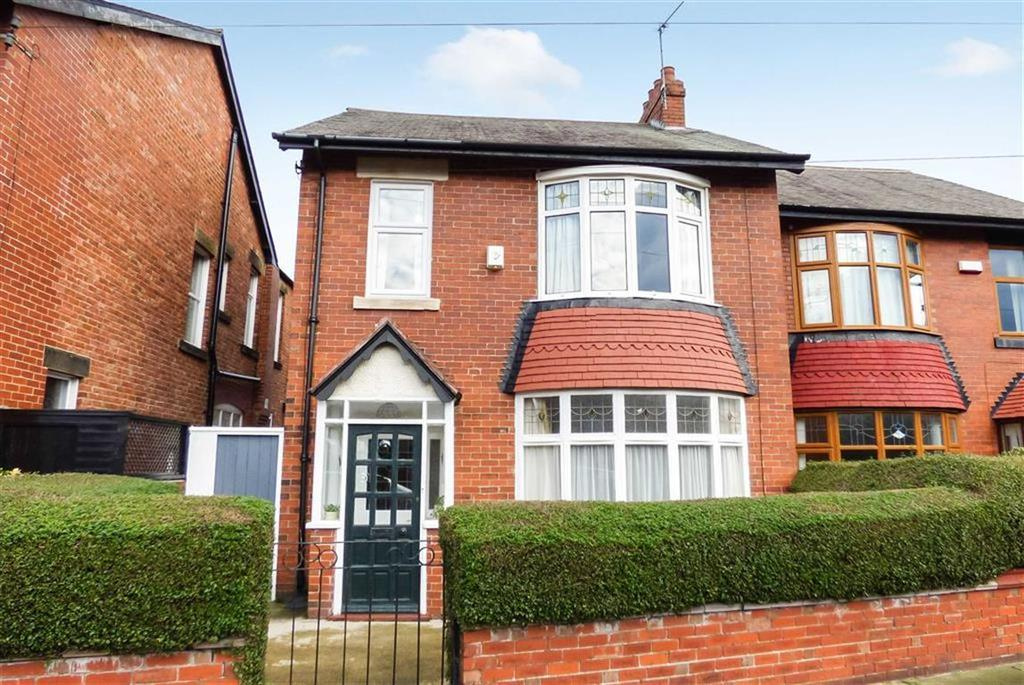 3 Bedrooms Semi Detached House for sale in Mariners Lane, Tynemouth