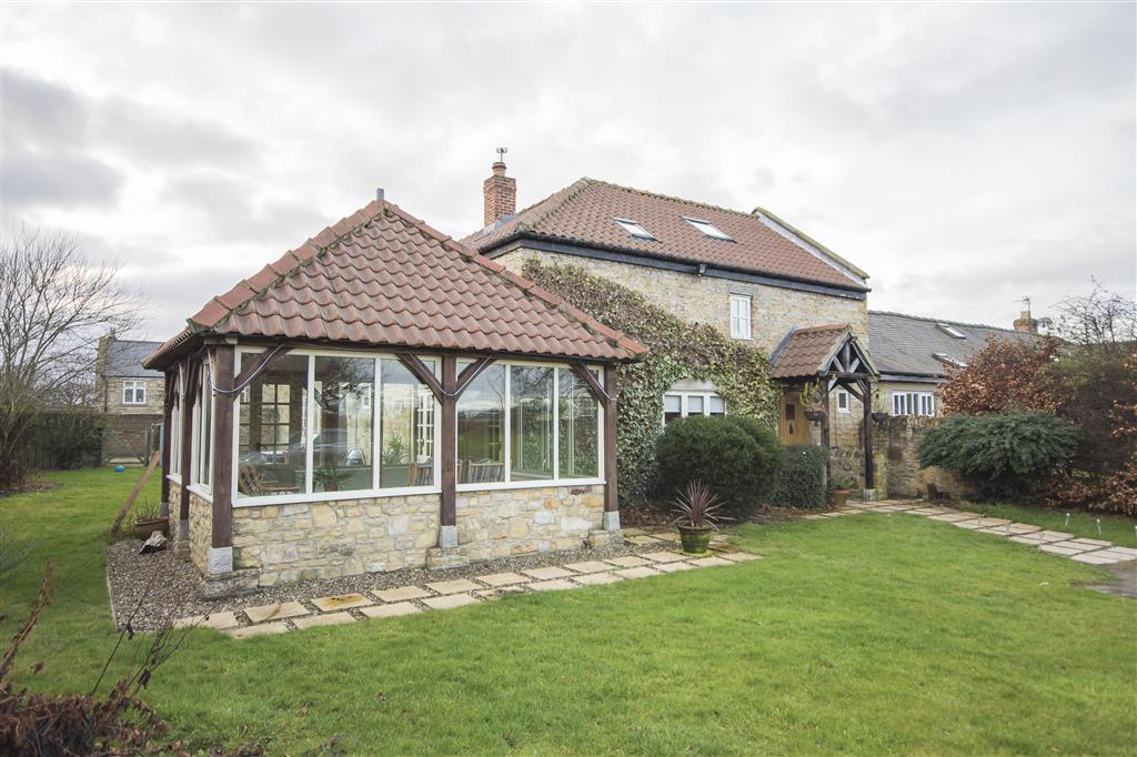 5 Bedrooms Detached House for sale in Hetton le Hill Farm, Easington Lane, Houghton Le Spring DH5