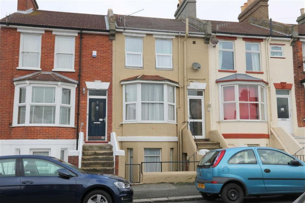 3 Bedrooms Terraced House for sale in Aldborough Road, St Leonards On Sea