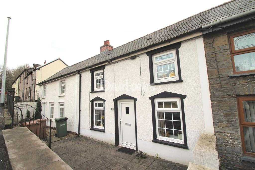 2 Bedrooms Terraced House for sale in High Street, Pengam, Blackwood