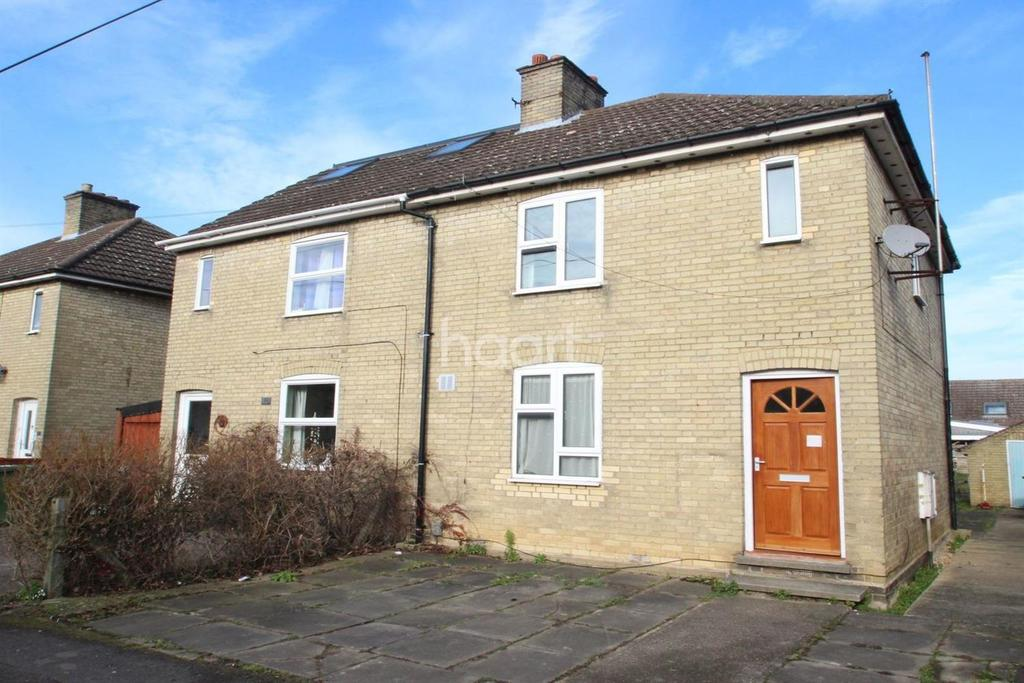 3 Bedrooms Semi Detached House for sale in Darwin Drive, Cambridge