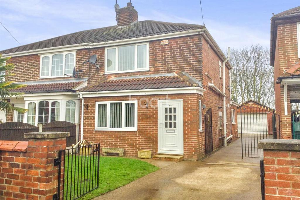 3 Bedrooms Semi Detached House for sale in Doncaster
