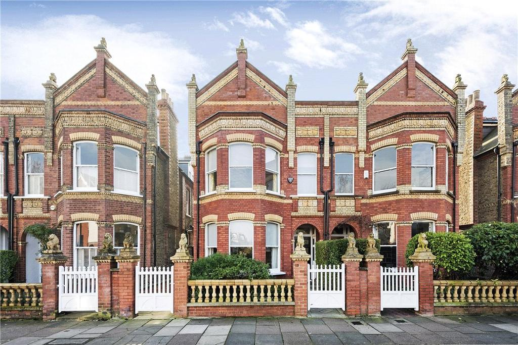 5 Bedrooms Semi Detached House for sale in Laurel Road, London, SW13