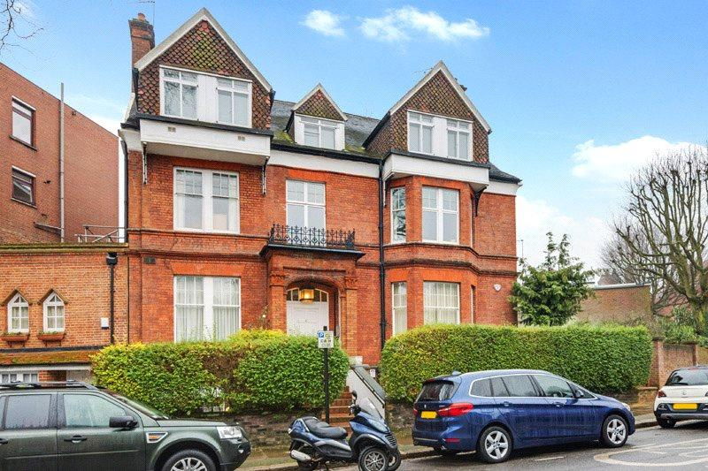 4 Bedrooms Flat for sale in Hampstead Hill Gardens, Hampstead, London, NW3