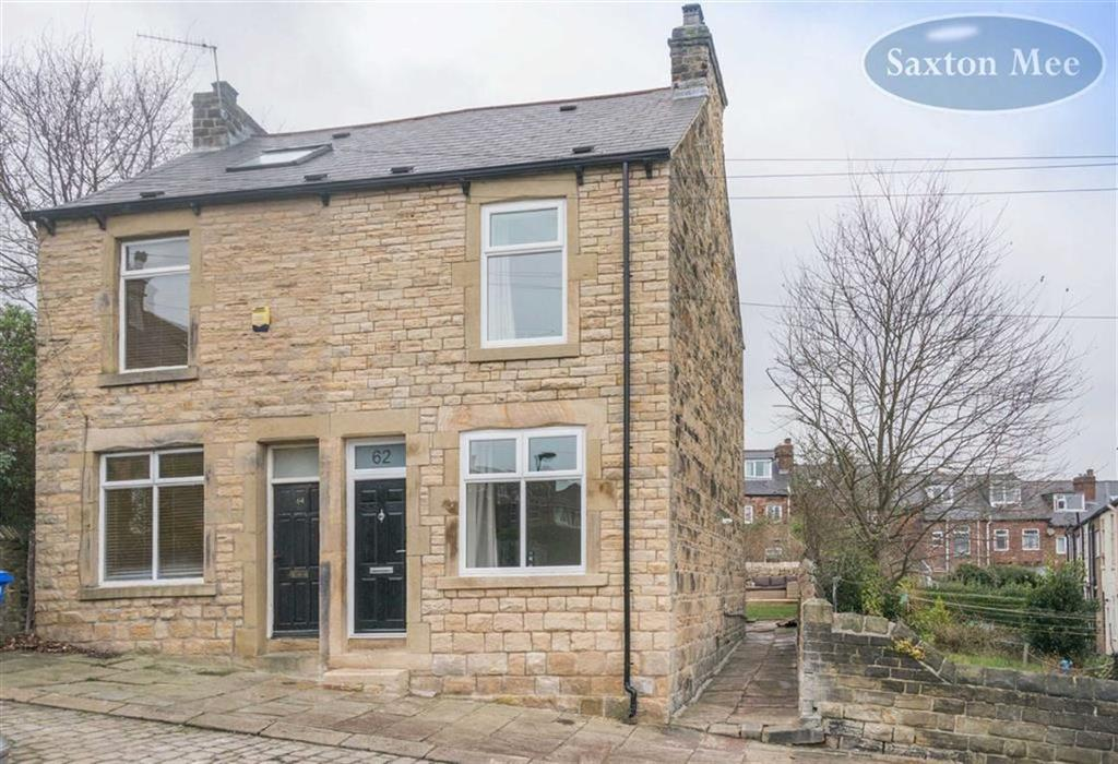 3 Bedrooms Semi Detached House for sale in Blakeney Road, Crookes, Sheffield, S10