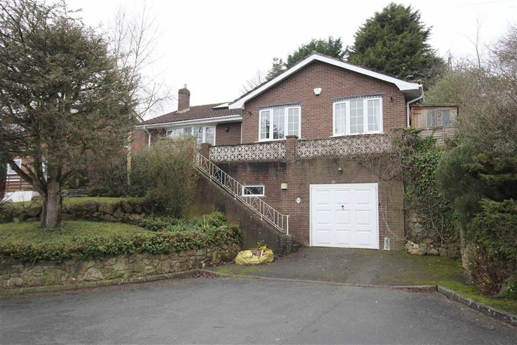 3 Bedrooms Detached Bungalow for sale in 25, Adelaide Drive, Red Bank, Welshpool, Powys, SY21
