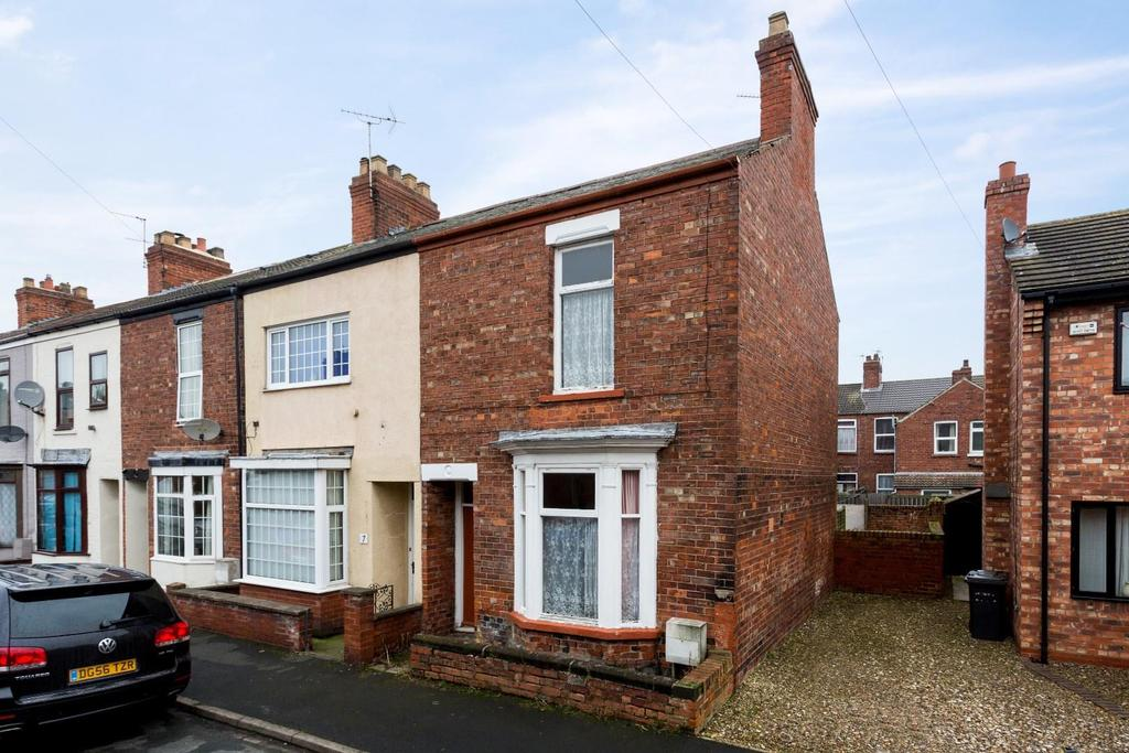 3 Bedrooms Terraced House for sale in Hilda Street, Selby