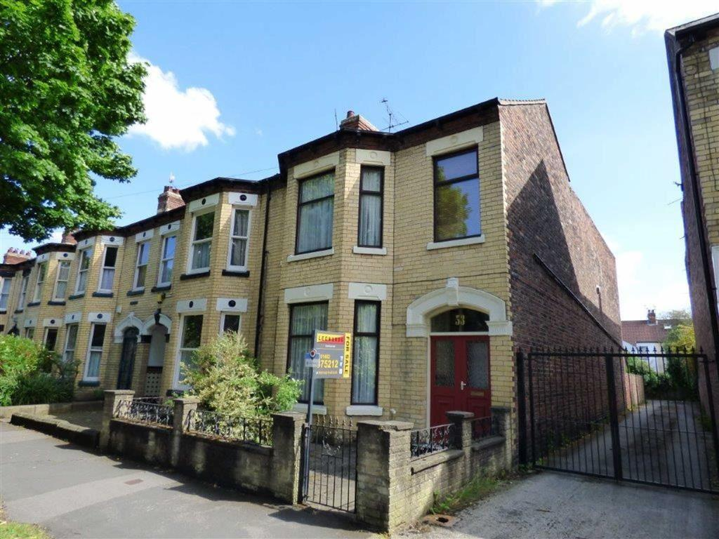 4 Bedrooms End Of Terrace House for sale in Marlborough Avenue, Hull, East Yorkshire, HU5