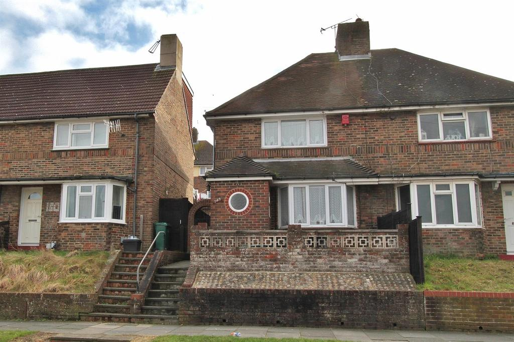 2 Bedrooms Semi Detached House for sale in Hodshrove Road