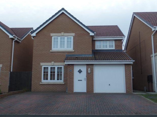 3 Bedrooms Detached House for sale in THE SIDINGS, BLACKHALL ROCKS, PETERLEE AREA VILLAGES