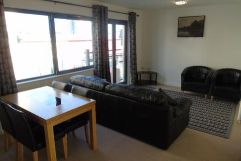 2 bedroom apartment to rent - St Catherines Court, Marina, Swansea, SA1 1SD