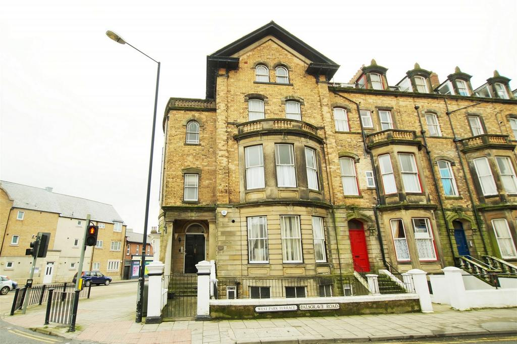 3 Bedrooms Flat for sale in 1 West Park Terrace, Scarborough