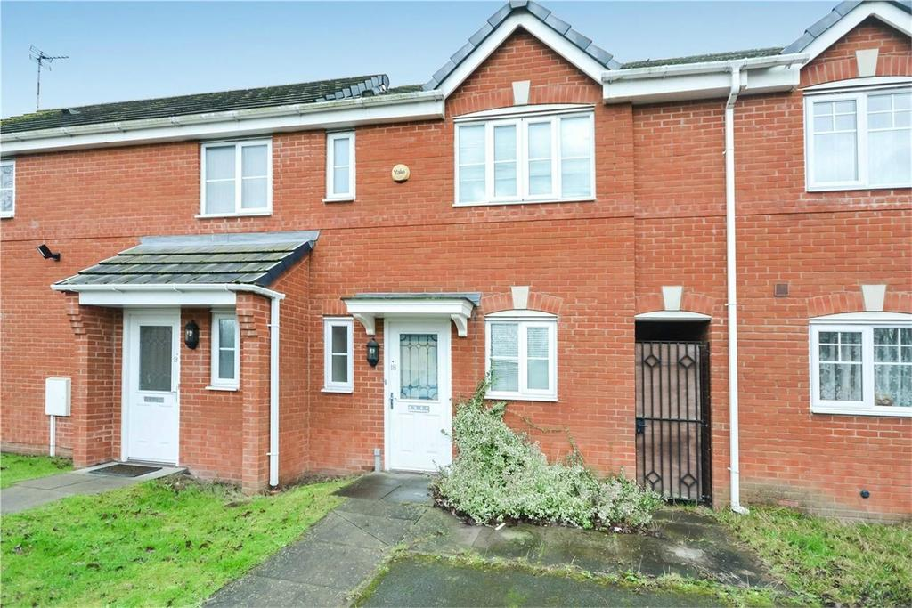 2 Bedrooms Terraced House for sale in Guild Road, Great Heath, Coventry, West Midlands