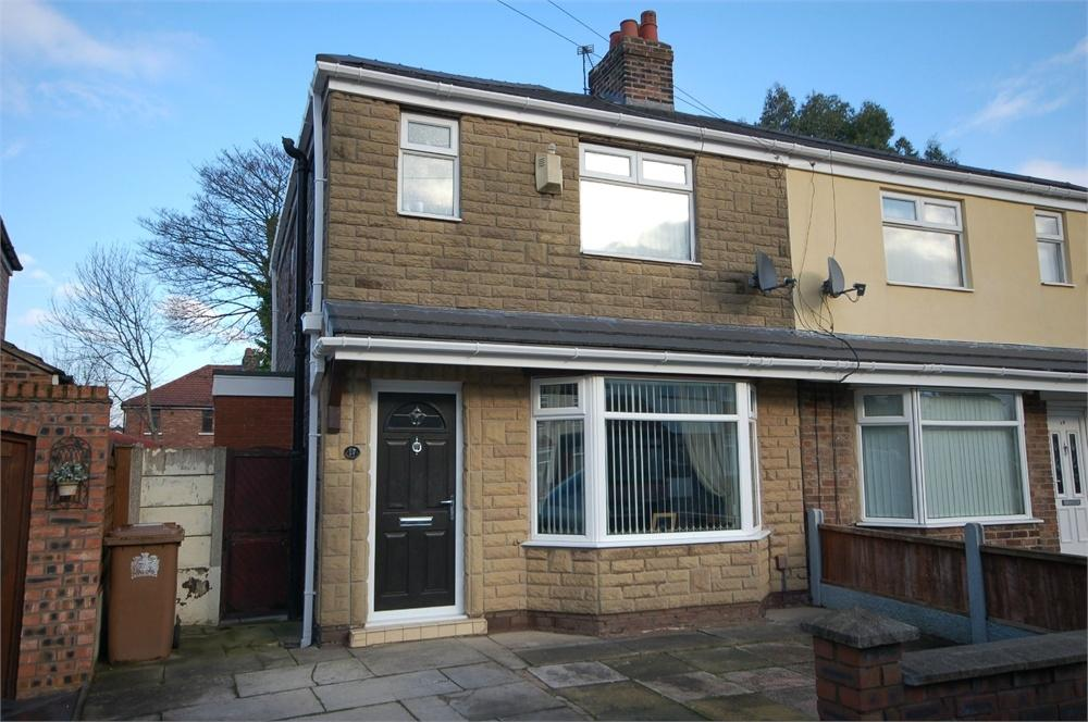 3 Bedrooms Semi Detached House for sale in Kenwright Crescent, Sutton, St Helens, Merseyside