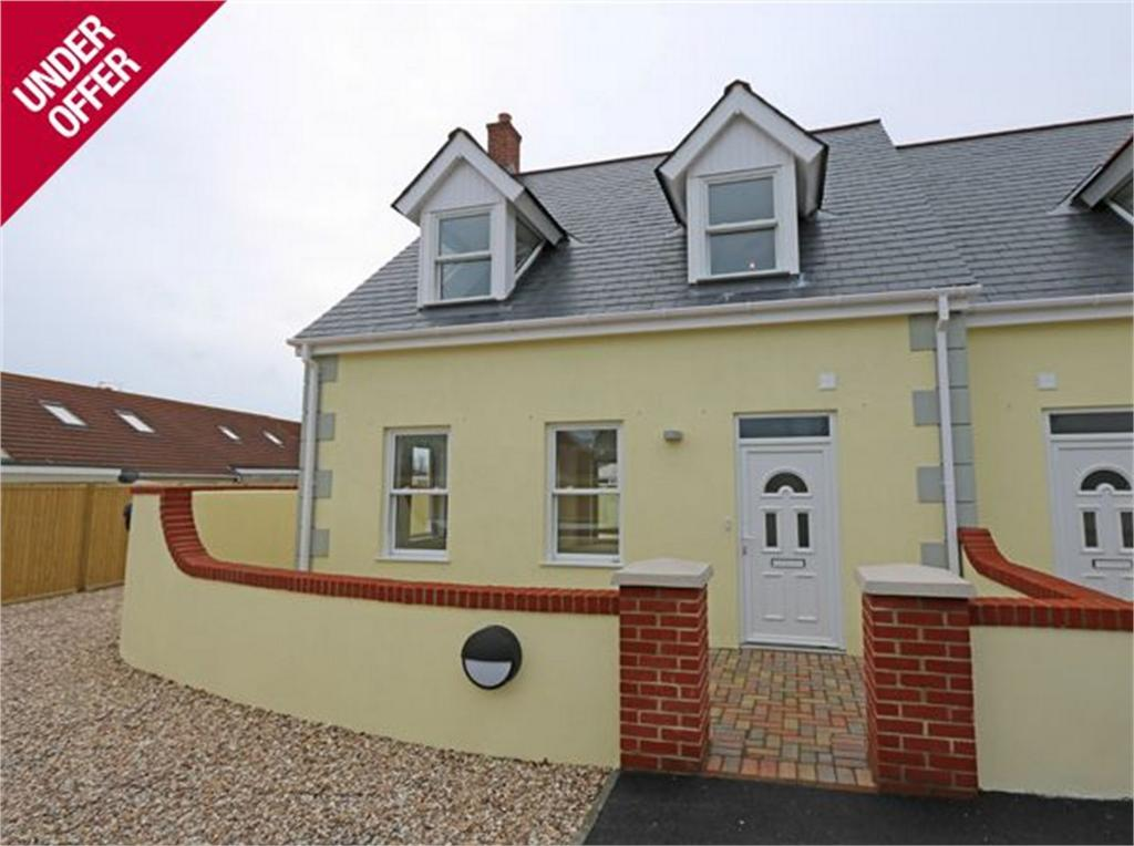 3 Bedrooms Detached House for sale in House 3, Clos Sabllounnaeux, Sandy Hook, L'Islet, St Sampson's