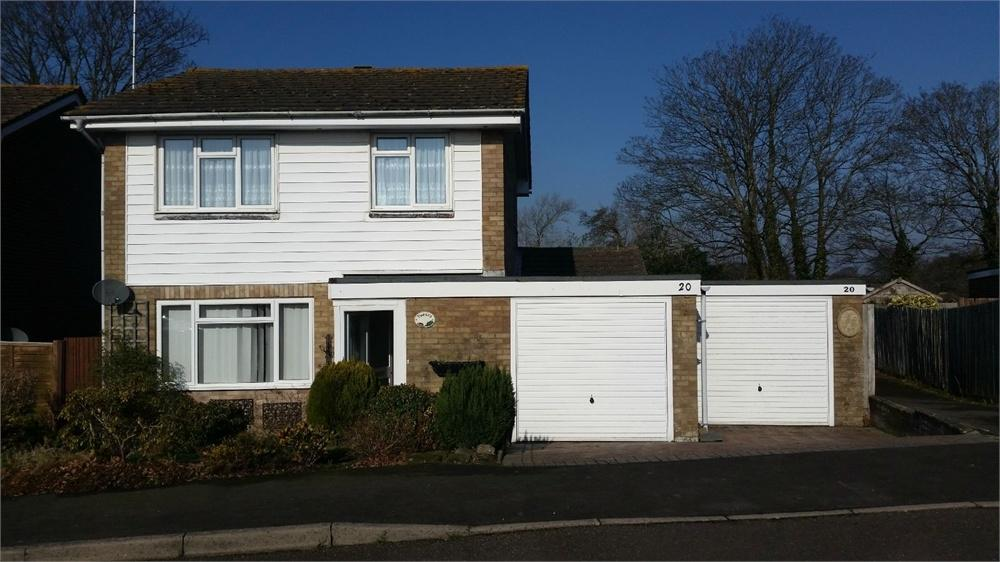 3 Bedrooms Detached House for sale in Fox Hill, Bexhill-On-Sea
