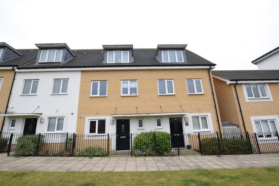 3 Bedrooms House for sale in Longships Way, Reading