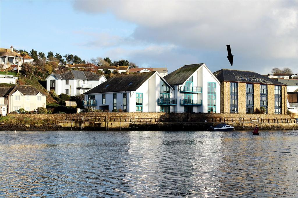 3 Bedrooms Penthouse Flat for sale in Crabshell Quay, Embankment Road, Kingsbridge, Devon, TQ7