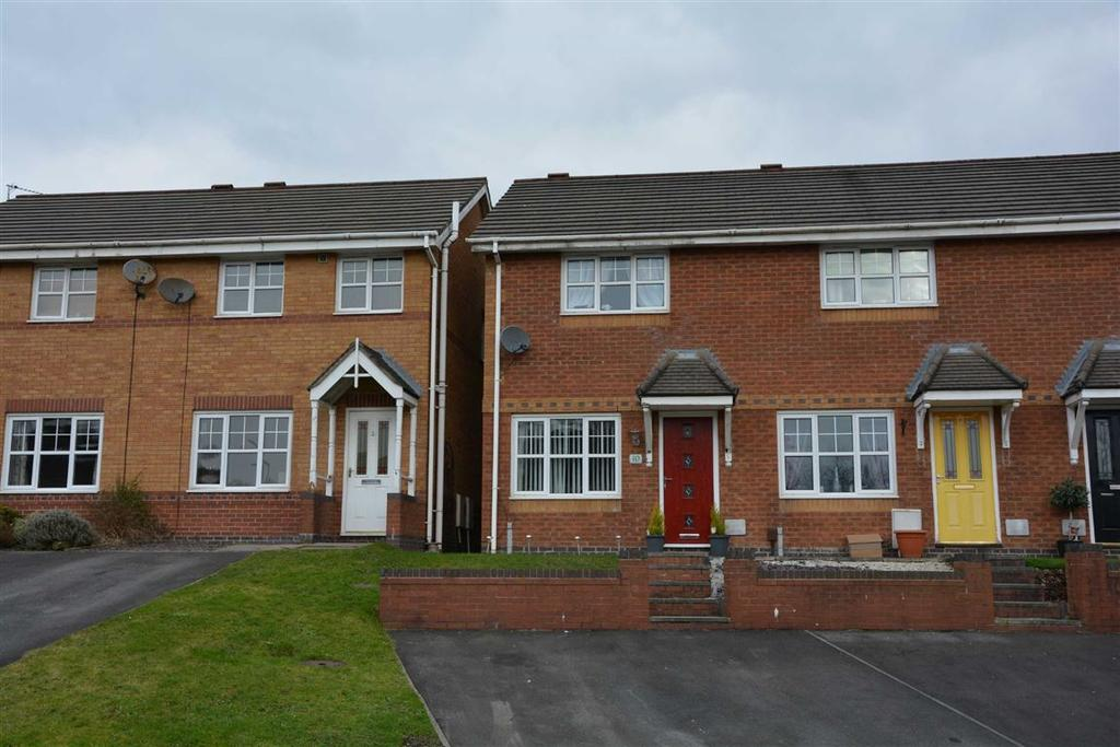 2 Bedrooms Semi Detached House for sale in Salwick Close, Goose Green, Wigan, WN3