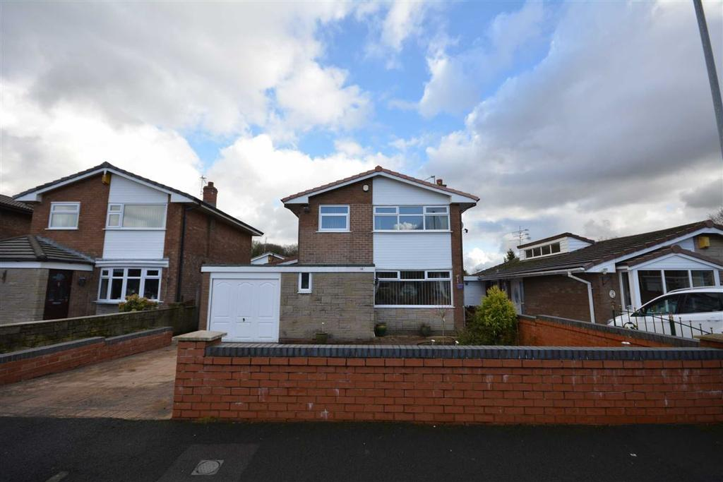 3 Bedrooms Detached House for sale in Quantock Close, Winstanley, Wigan, WN3